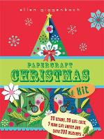 Cover for Papercraft Christmas: Kit by Libby Hamilton