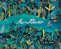 Cover for A River by Marc Martin