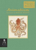 Cover for Animalium (Mini Gift Edition) by Jenny Broom
