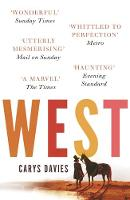 Cover for West by Carys Davies