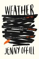 Cover for Weather by Jenny (Y) Offill