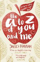 Cover for The A to Z of You and Me by James Hannah