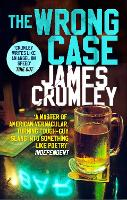 Cover for The Wrong Case by James Crumley