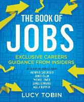 Cover for The Book of Jobs  by Lucy Tobin