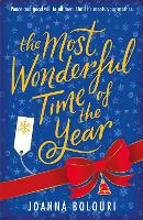Cover for The Most Wonderful Time of the Year by Joanna Bolouri