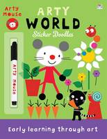 Cover for Arty World by Mandy Stanley