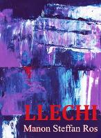Cover for Llechi by Manon Steffan Ros