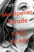 Cover for Montpelier Parade by Karl Geary