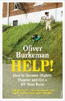Cover for HELP!  by Oliver Burkeman