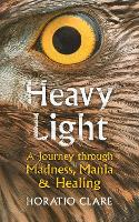 Cover for Heavy Light A Journey Through Madness, Mania and Healing by Horatio Clare