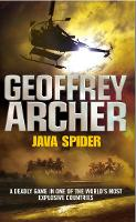 Cover for Java Spider by Geoffrey Archer