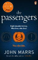 Cover for The Passengers  by John Marrs