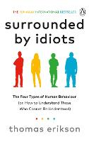 Cover for Surrounded by Idiots  by Thomas Erikson
