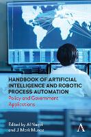Cover for Handbook of Artificial Intelligence and Robotic Process Automation  by Al Naqvi