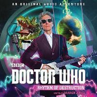 Cover for Doctor Who: Rhythm of Destruction  by Darren Jones