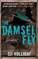 Cover for The Damselfly by S. J. I. Holliday