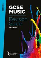 Cover for Edexcel GCSE Music Revision Guide by Paul Terry