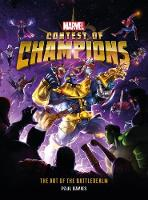 Cover for Marvel Contest of Champions: The Art of the Battlerealm by Paul Davies
