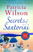 Cover for Secrets of Santorini  by Patricia Wilson