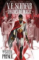 Cover for Shades of Magic: The Steel Prince by Victoria Schwab