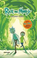 Cover for Rick and Morty Hardcover Volume 1 by Zac Gorman