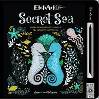 Cover for Etchart: Secret Sea by A. J. Wood, Mike Jolley