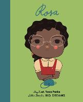 Cover for Rosa Parks My First Rosa Parks by Lisbeth Kaiser