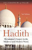 Cover for Hadith  by Jonathan A.C. Brown