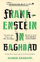 Cover for Frankenstein in Baghdad  by Ahmed Saadawi