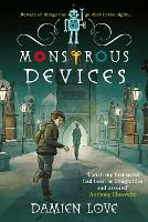 Cover for Monstrous Devices by Damien Love