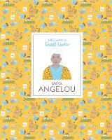 Cover for Maya Angelou (Little Guides to Great Lives) by Danielle Jawando