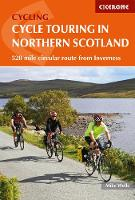 Cover for Cycle Touring in Northern Scotland  by Mike Wells