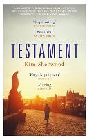 Cover for Testament  by Kim Sherwood