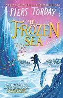 Cover for The Frozen Sea by Piers Torday