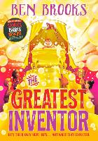 Cover for The Greatest Inventor by Ben Brooks