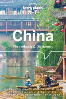 Cover for Lonely Planet China Phrasebook & Dictionary by Lonely Planet