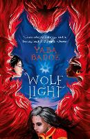 Cover for Wolf Light by Yaba Badoe