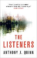 Cover for The Listeners by Anthony J. Quinn