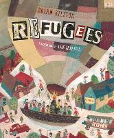 Cover for Refugees by Brian Bilston