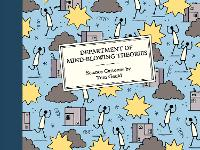 Cover for Department of Mind-Blowing Theories Science Cartoons by Tom Gauld
