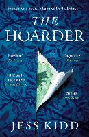 Cover for The Hoarder by Jess Kidd