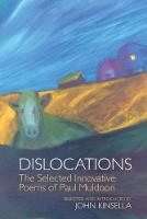 Cover for Dislocations  by Paul Muldoon