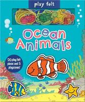 Cover for Play Felt Ocean Animals by Oakley Graham