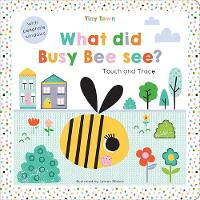 Cover for What did Busy Bee see? by Oakley Graham