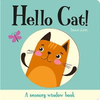 Cover for Peek-a-boo Little Cat! by Susie Linn