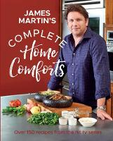 Cover for Complete Home Comforts  by James Martin