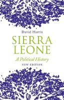 Cover for Sierra Leone  by David Harris