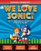 Cover for We Love Sonic!  by Jane Kent
