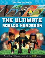 Cover for The Ultimate Roblox Handbook Packed full of pro tricks, tips and secrets by Kevin Pettman