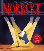 Cover for Norbert by Joanna Boyle